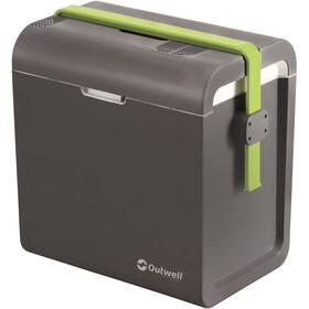 Outwell ECOcool Koelbox 24l 12V/230V grijs/groen